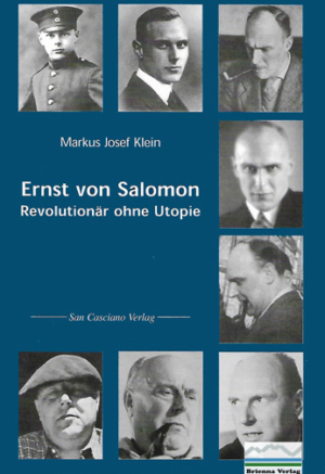 Ernst von Salomon E-Book