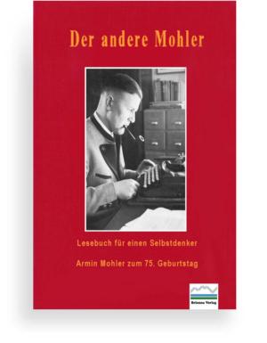 Der andere Mohler E-Book