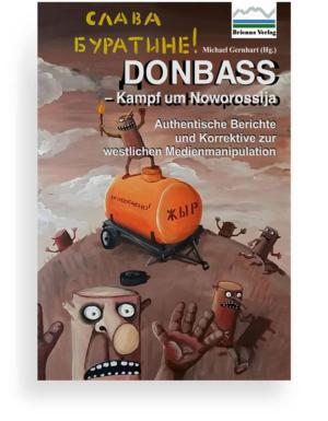 Donbass – Kampf um Noworossija E-Book