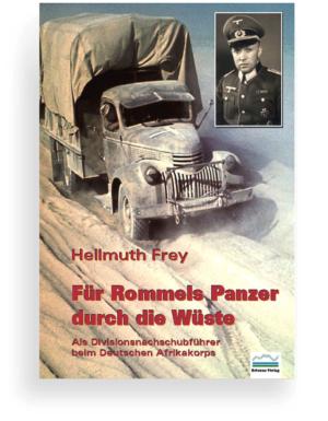 Für Rommels Panzer durch die Wüste E-Book