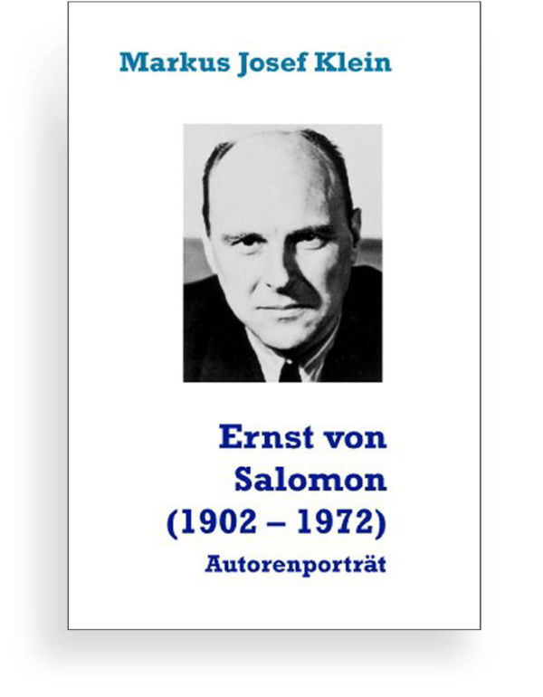 Ernst von Salomon (1902–1972) E-Book