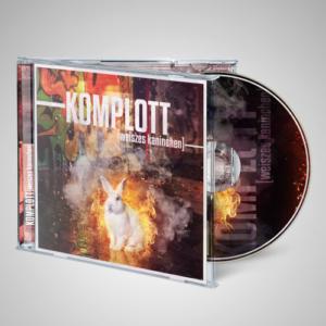 KOMPLOTT CD Deutschrap